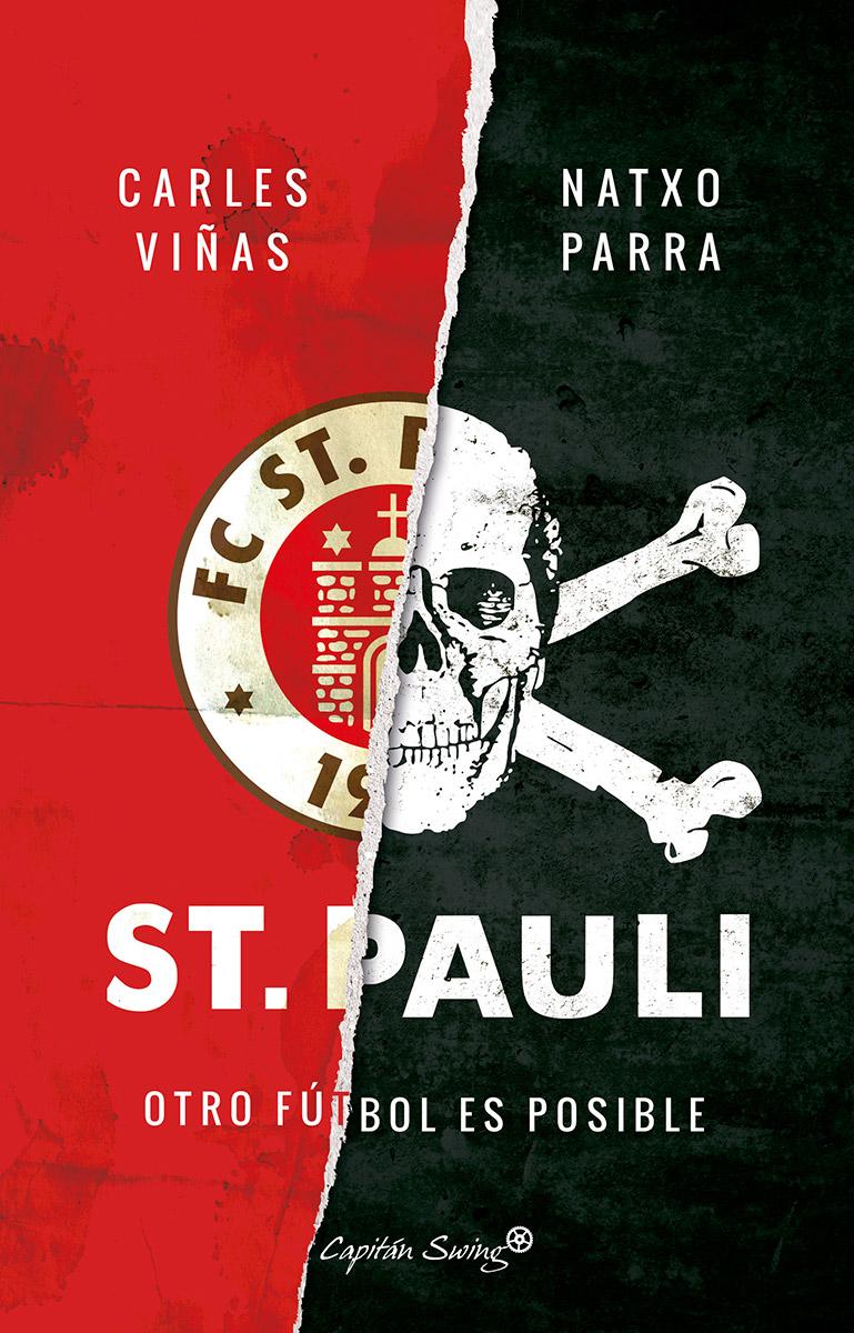 Portada de 'St. Pauli, otro fútbol es posible' (Foto: Capitán Swing)