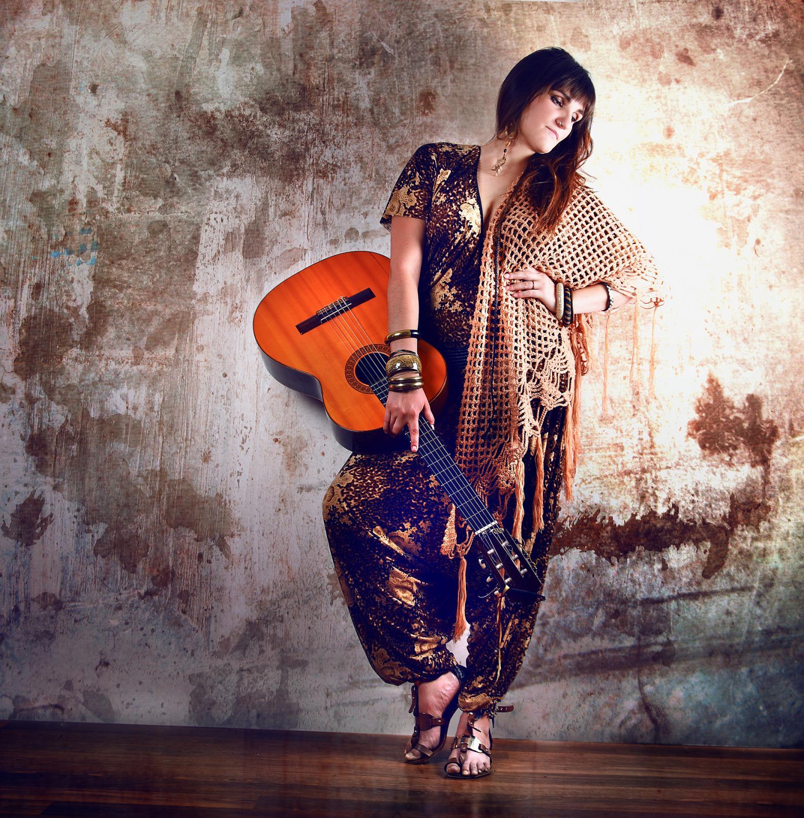 La cantante y compositora Rozalén (Foto: Web oficial Rozalén)