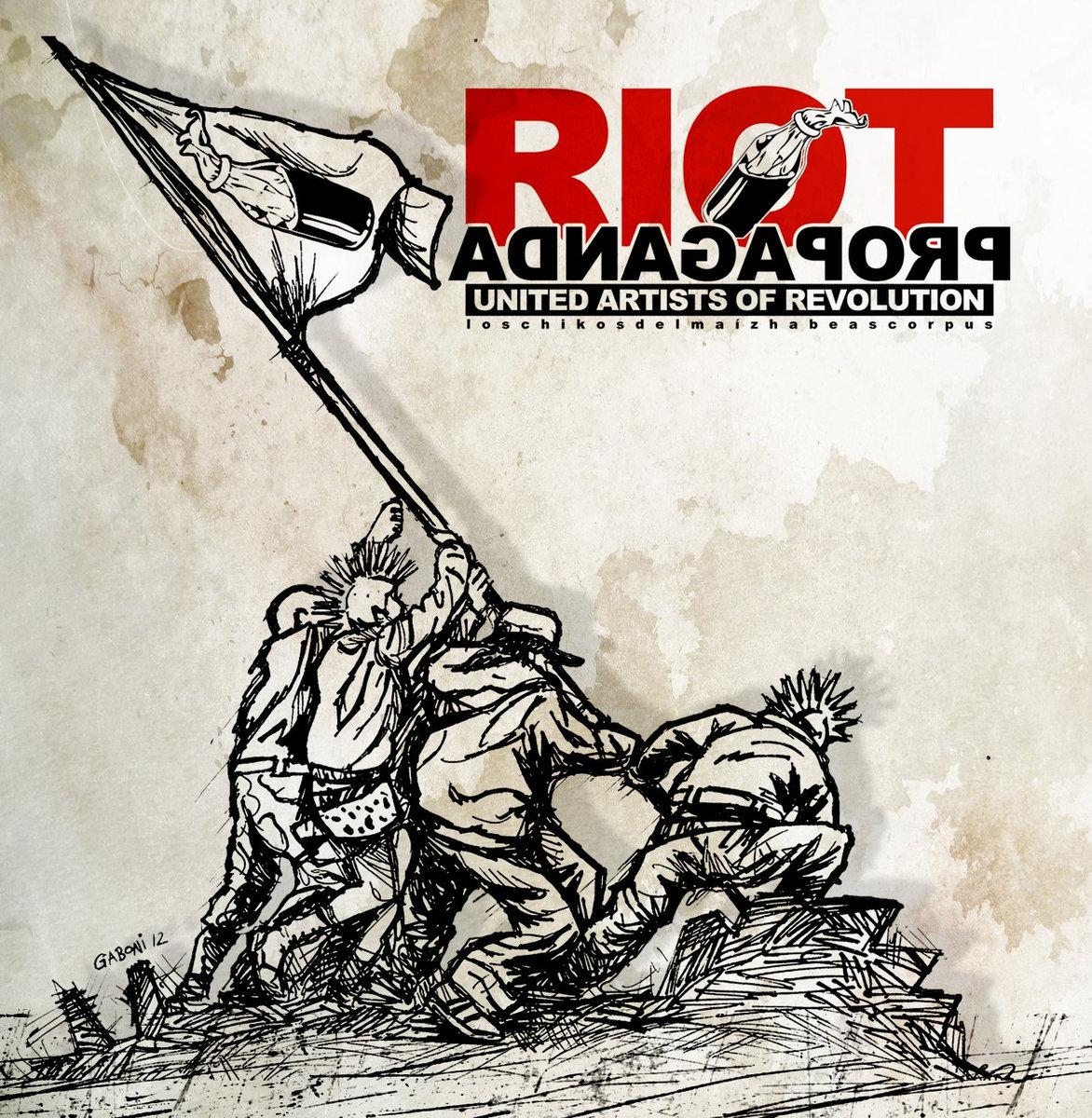 Riot Propaganda (Foto: Web oficial Riot Propaganda)