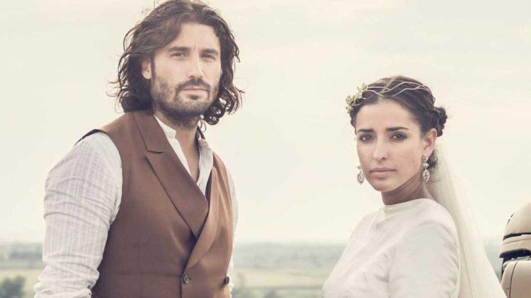 Álex García e Inma Cuesta en 'La novia'