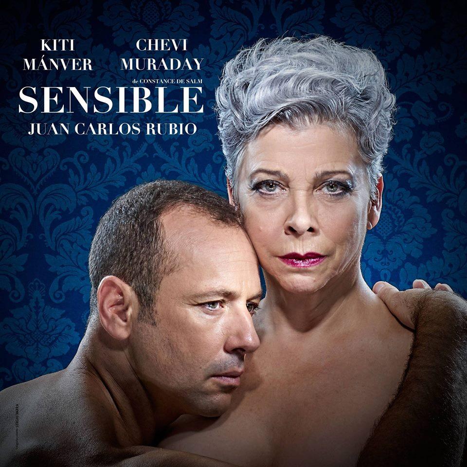 Kiti Mánver y Chevi Muraday protagonizan 'Sensible'