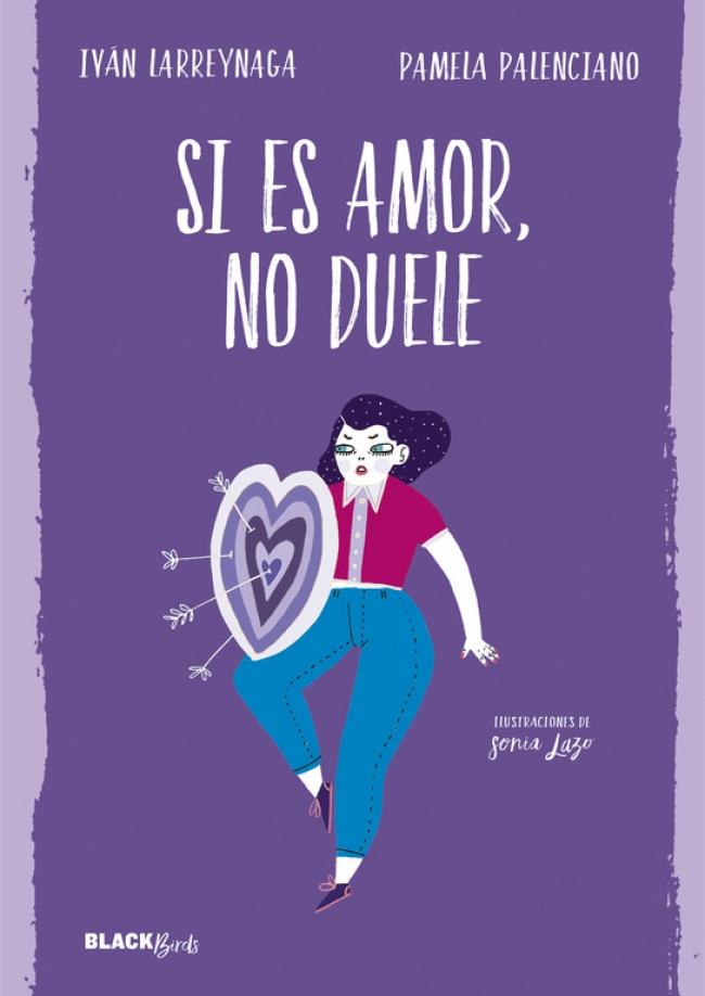 Portada de 'Si es amor, no duele'