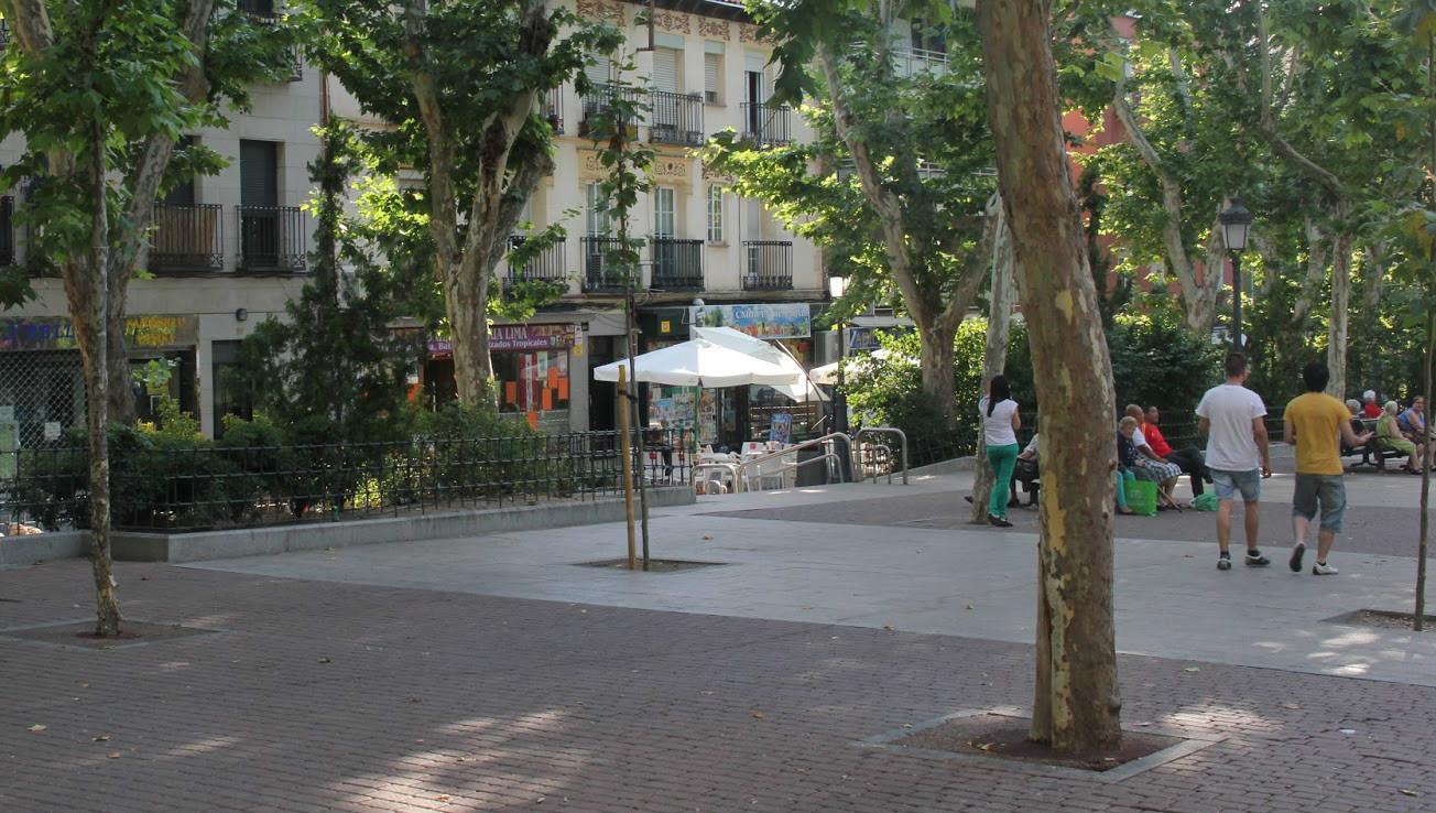 Feria de Asociaciones en el Bulevar de Peña Gorbea