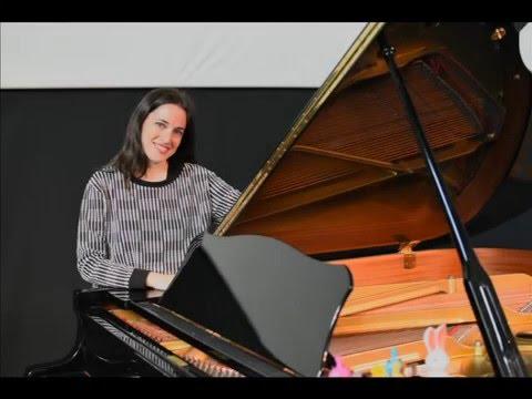 La pianista Constanza Lechner
