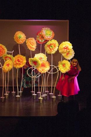 'La flor de a maravilla' (Foto: Compañía Tyl Tyl)
