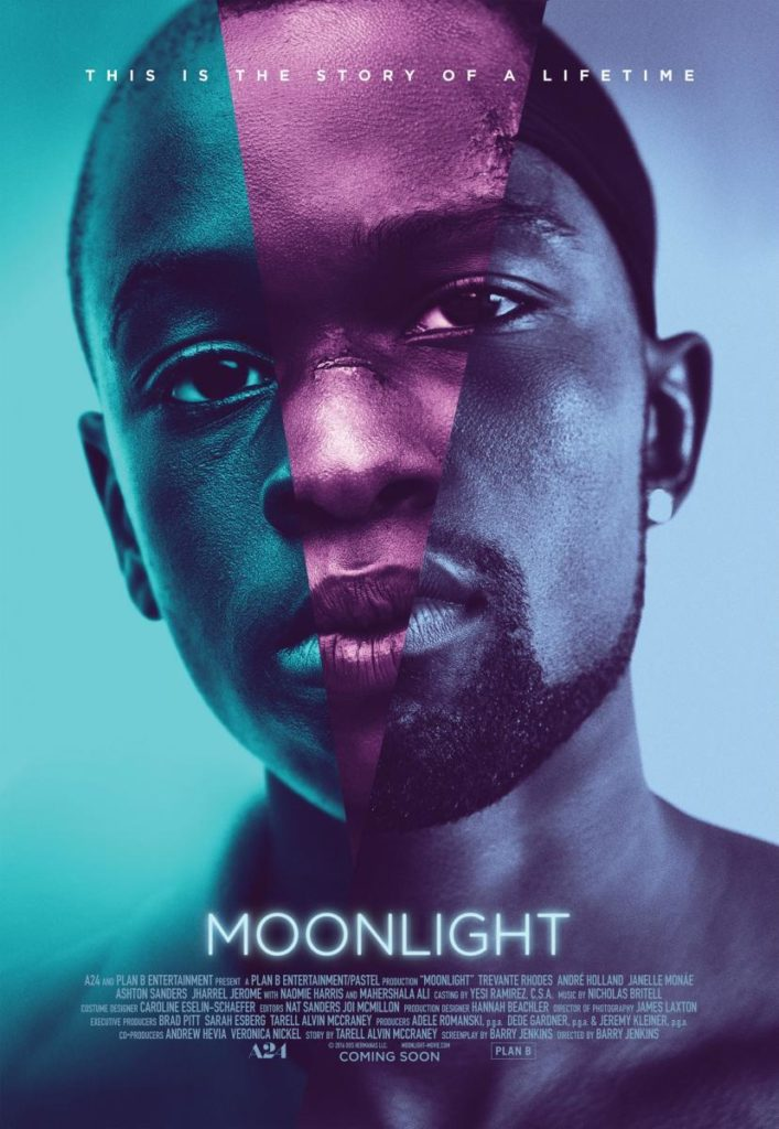 Cartel de 'Moonlight'