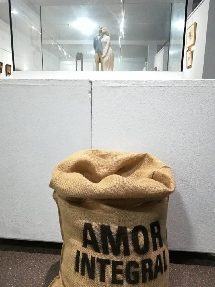 'Amor integral', Isabel González (Foto: Valledelkas)