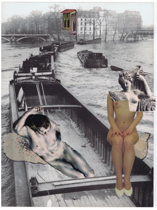 'Paseo en barco', Veleta