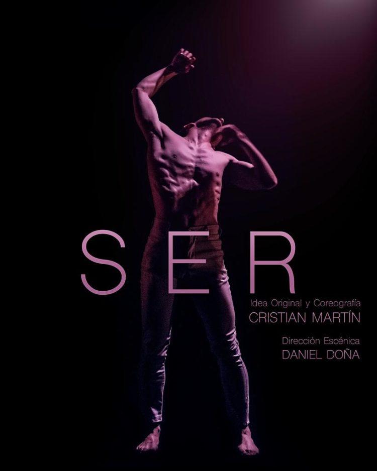 Cristian Martín debuta como coreógrafo en 'S E R'
