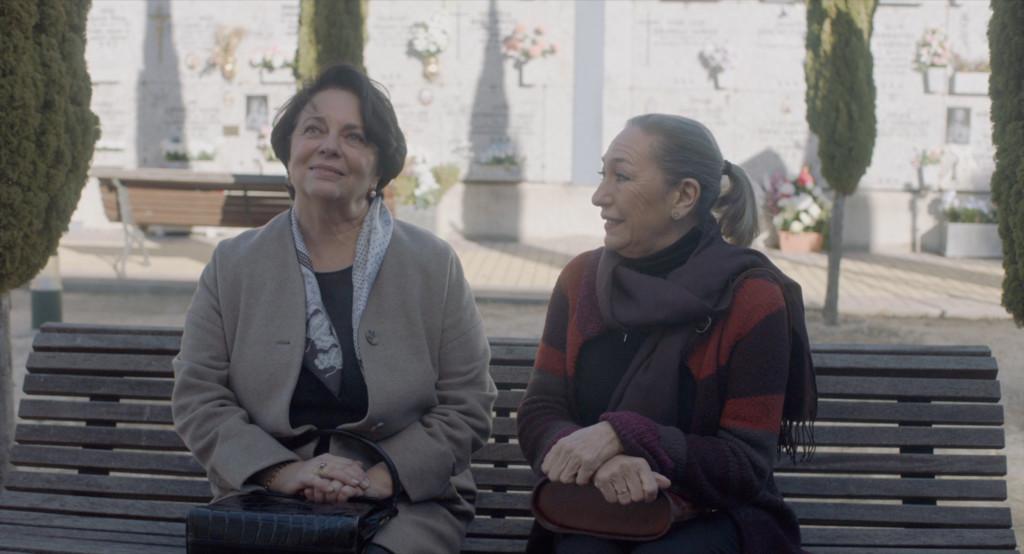 Fotograma del cortometraje 'Nomeolvides'