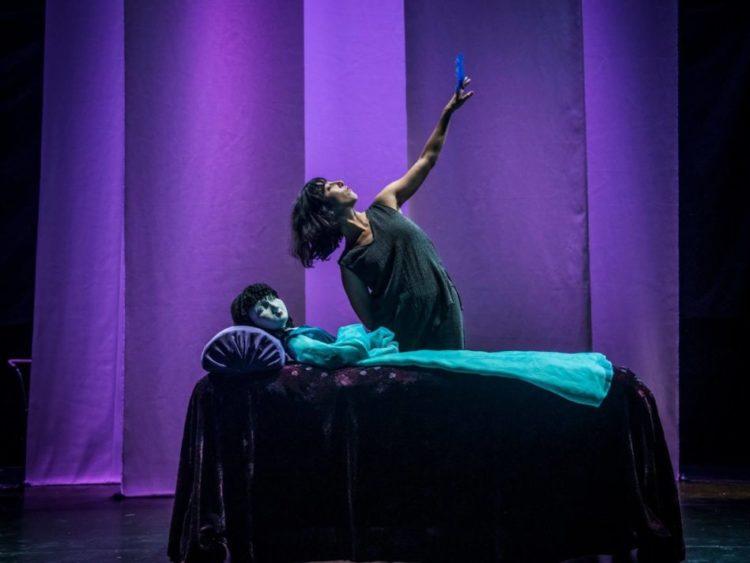 'Blancanieves' según la compañía Luna Teatro Danza