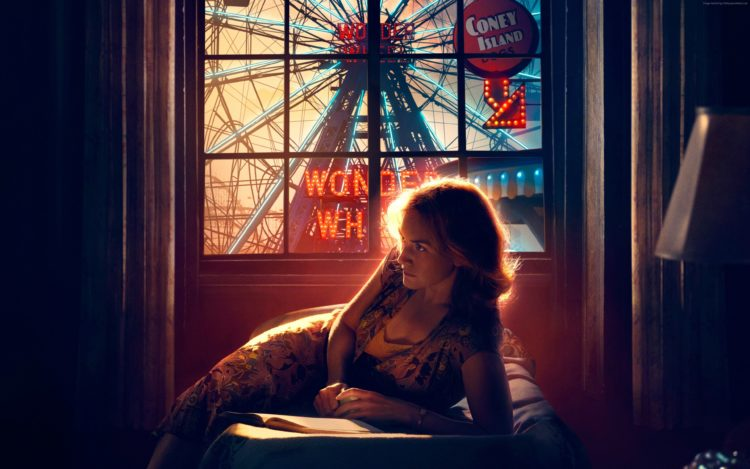 Kate Winslet protagoniza 'Wonder Wheel'.