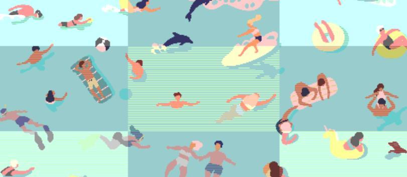 Ya están abiertas las piscinas municipales