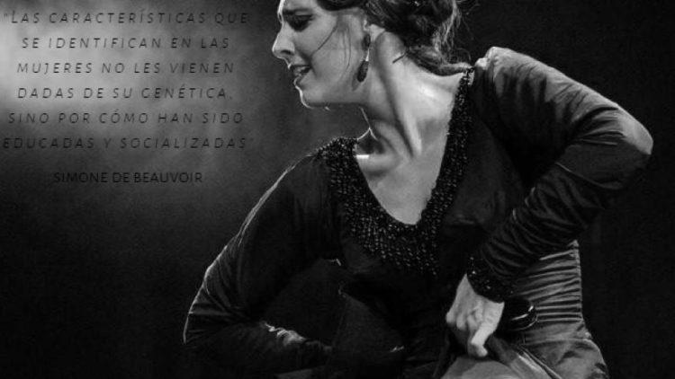 Mónica Iglesias presenta su espectáculo 'Bravata'