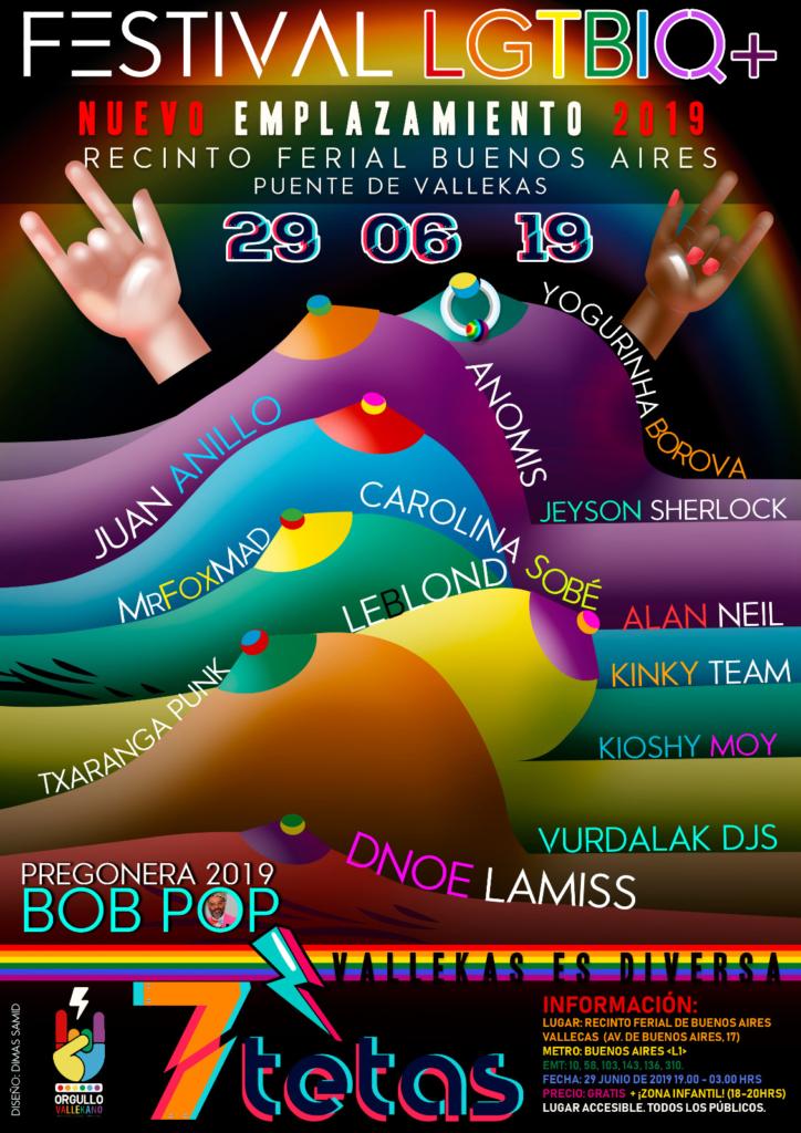 Festival 7 Tetas