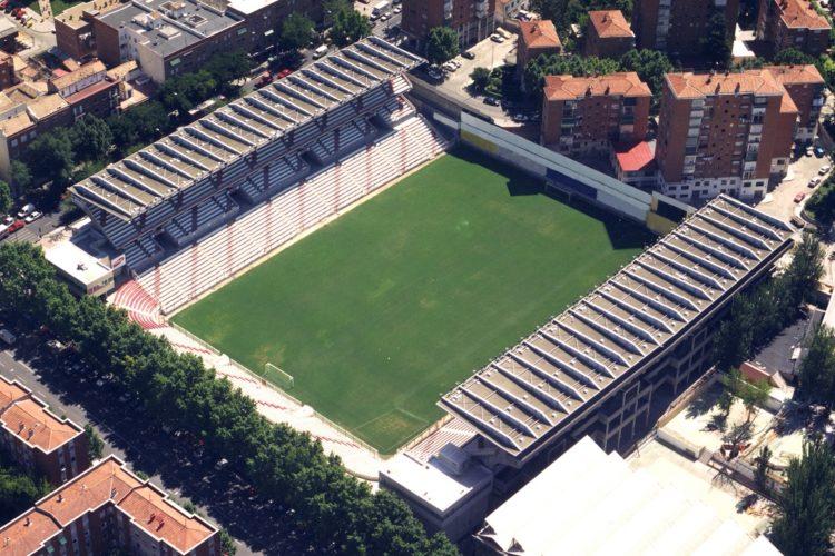 Wifi gratuito en el Estadio de Vallecas