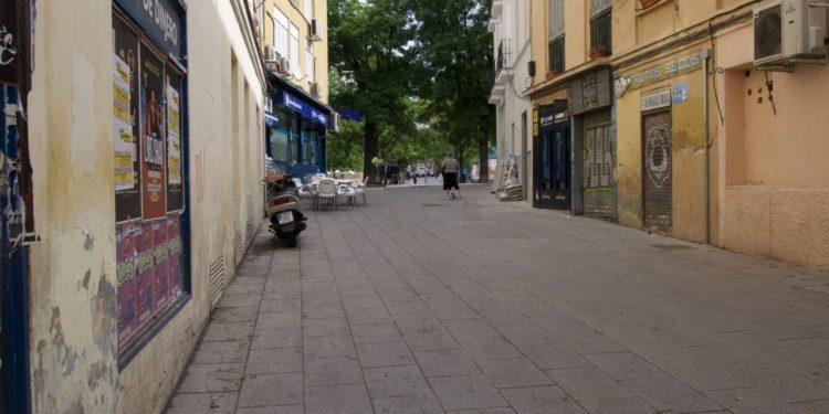 Bulevar de Peña Gorbea (Foto: FRAVM)