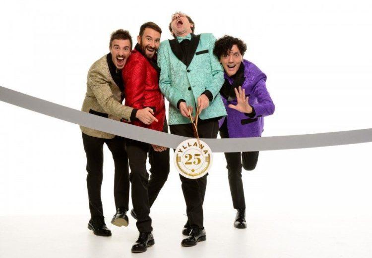 Los gags más divertidos en 'Lo Mejor de Yllana'