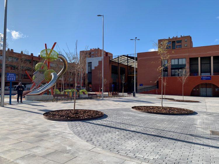 Plaza del Padre Llanos