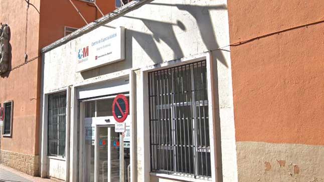 Centro de Salud y de Especialidades Vicente Soldevilla